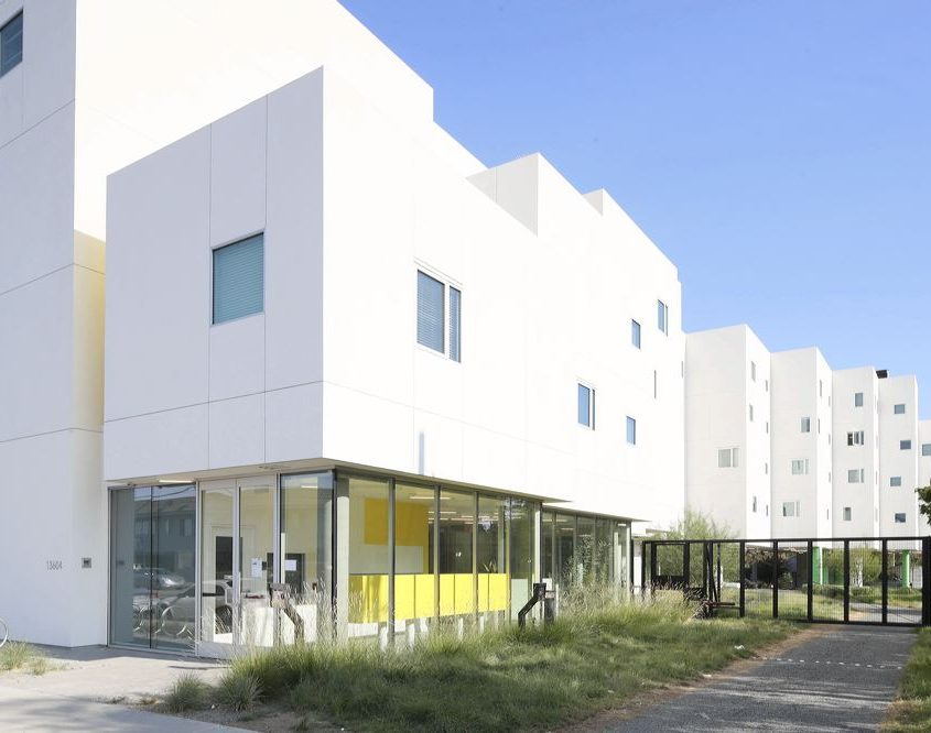 Crest Apartments Skid Row Housing Trust